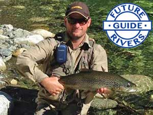 Anton Donaldson - Nelson Fly Fishing Guide