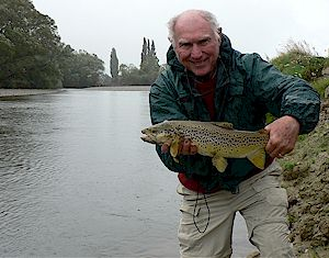 Another Mataura Brown Trout
