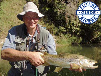 Jim Rainey - Guide - Supporting Future Rivers