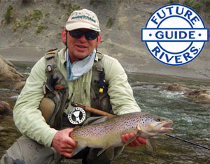 Tony Hildesheim - Hawkes Bay Guide - Supporting Future Rivers